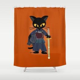 Kendo Shower Curtain