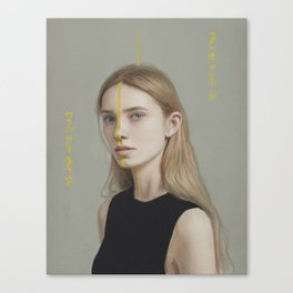Aubrey Canvas Print