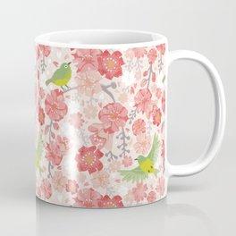 Weeping Cherry Blossom Coffee Mug