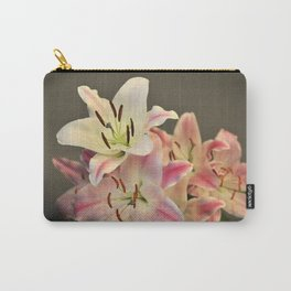 A Dream of Lilies #1 #decor #art #society6 Carry-All Pouch