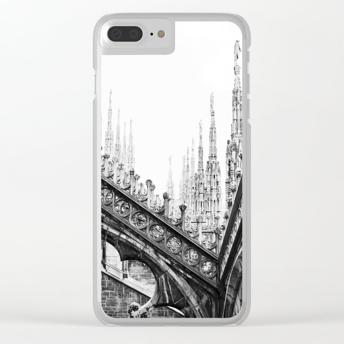 Spires Clear iPhone Case