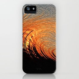 Fire Storm iPhone Case