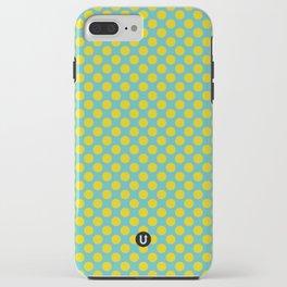 U1: happy dots iPhone Case
