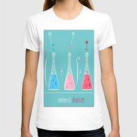 chemistry T-shirts featuring CHEMISTRY OF LOVE by Acus