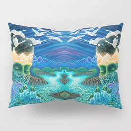 Meditation Pillow Sham
