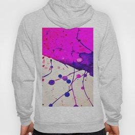 Vibrant Purple Watercolor (Color) Hoody