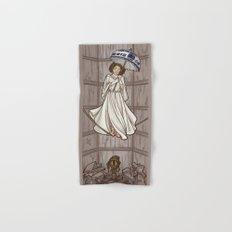 Leia's Corruptible Mortal State Hand & Bath Towel