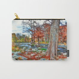 Guadalupe River Carry-All Pouch