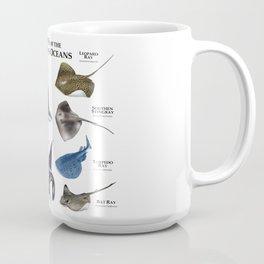 Rays of the World's Oceans Coffee Mug