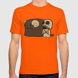 Tusken Raider & Bantha T-shirt