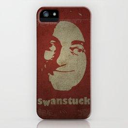 Swanstuck! iPhone Case