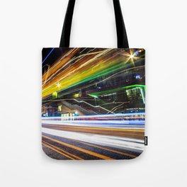Light Trails 1 Tote Bag