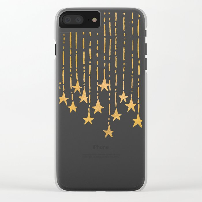 Sky Full Of Stars Clear iPhone Case