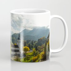Gruyères Church Mug