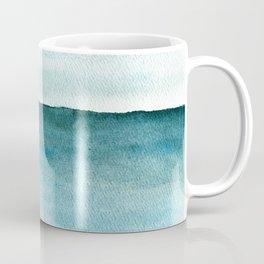 Calm sea 1985 Coffee Mug