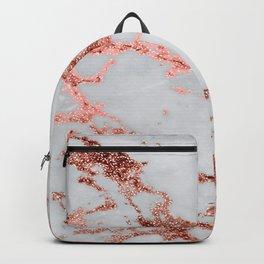 Rose Gold Backpack