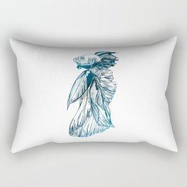 A Fish Tale Rectangular Pillow