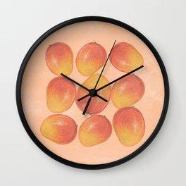 Mango Jango Wall Clock