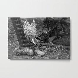 American Farming 2 Metal Print
