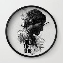 The Last of us - Joel Wall Clock