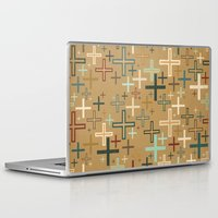 positive Laptop & iPad Skins featuring positive by Kingu Omega