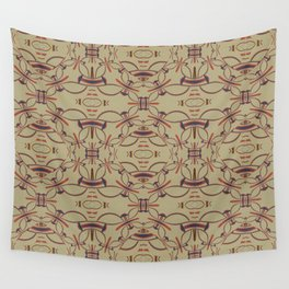 Moonsheaves Campaign (Celadon) Wall Tapestry
