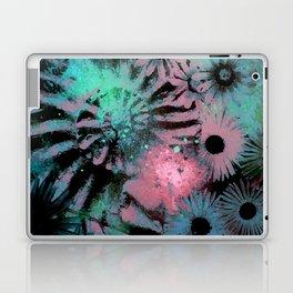 Ammonite Fossil Lagoon Laptop & iPad Skin