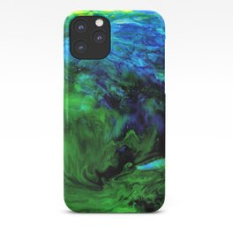 Green Dream iPhone Case