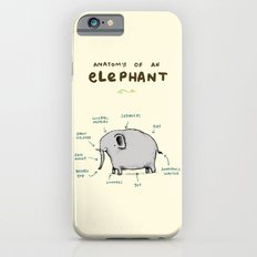 Anatomy of an Elephant iPhone 6s Slim Case