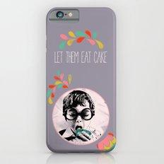 let them eat cake Slim Case iPhone 6s