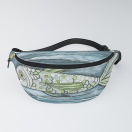 A Little Fishy Fanny Pack