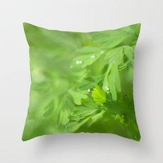 Fresh Morning 415 Throw Pillow