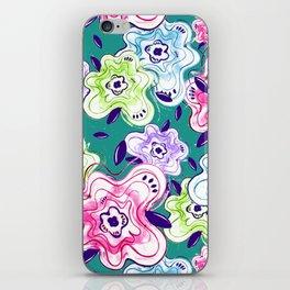 Flower Power 1 iPhone Skin