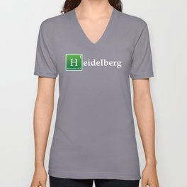 Heidelberg Elements Unisex V-Neck