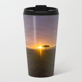 Lonely Tree Metal Travel Mug