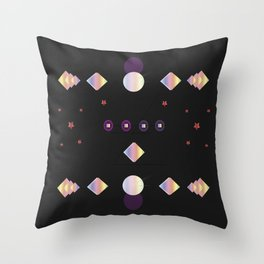 Universe Funny Throw Pillow