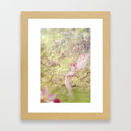 Apple Blossom Framed Art Print