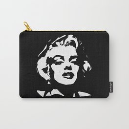 GIFTS OF A HOLLYWOOD ICONIC MOVIE STAR ACTRESS FOR YOU FROM MONOFACES IN 2021 Carry-All Pouch