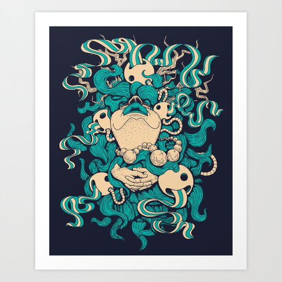 Exemption Art Print