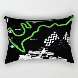 Austin F1 Rectangular Pillow