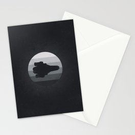 Faster Than Light - The Kestrel Stationery Cards