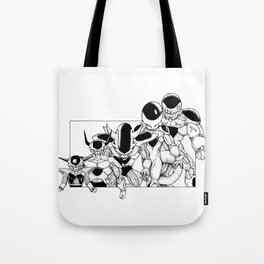 Best Villains : Frieza Tote Bag