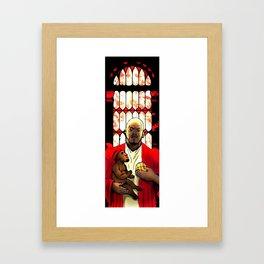 Air Apparent (FULL COLOR) Framed Art Print