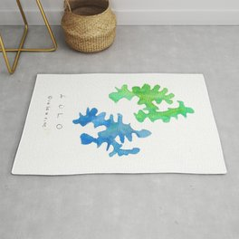 Matisse Inspired | Becoming Series || Solo Rug