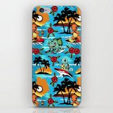 Hawaii Pok and GO iPhone & iPod Skin