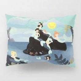 Mermaid Concert Pillow Sham