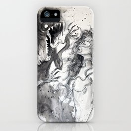 Monsters of the Mind iPhone Case