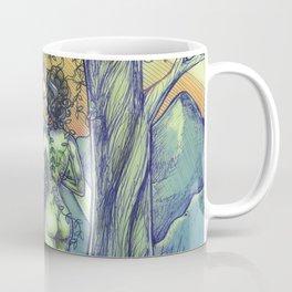 Court of Dryads Coffee Mug