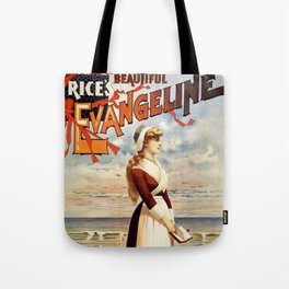 Rice's Beautiful Evangeline Tote Bag