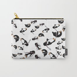 Penguin Menagerie Carry-All Pouch